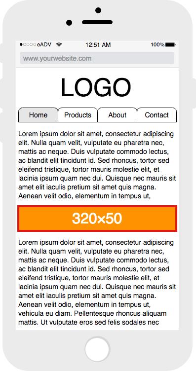 320x50